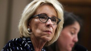 Betsy DeVos' security detail estimated to cost $1 million more in 2019