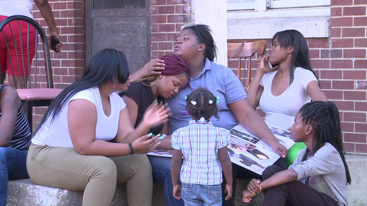 Peace rally and prayer vigil held after recent violence in Mosby Court