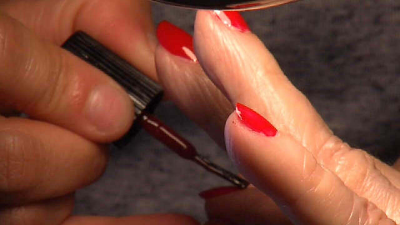 Local nail salons nailed by the state