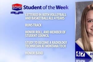 Student of the Week: Ashlynn Ellison