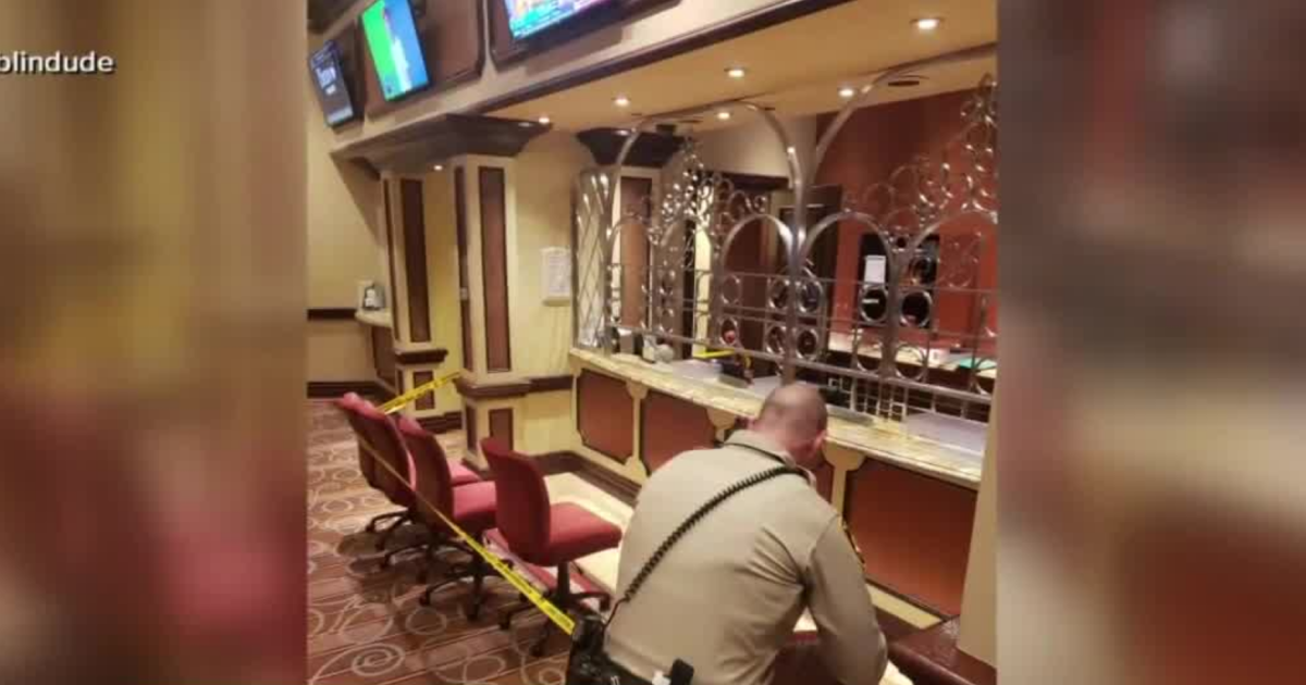 Dramatic video shows shooting at Bellagio