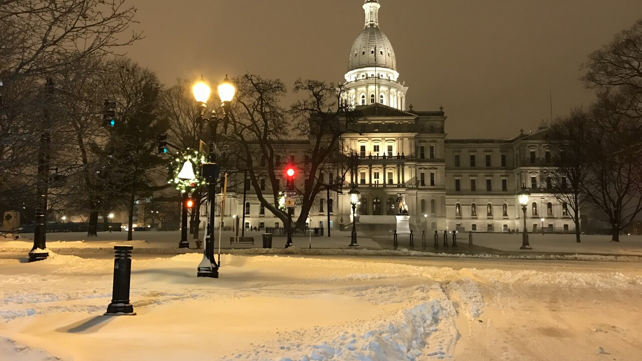 State of Michigan offices closed Wednesday