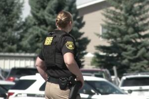 Malmstrom AFB briefly locked down during search for suspect