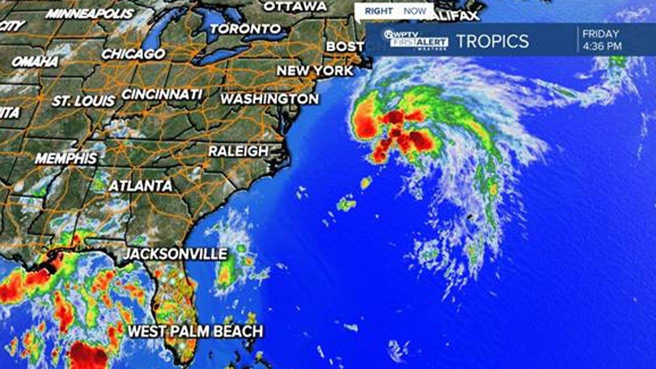 Tropical Storm Odette