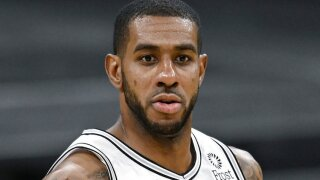 Nets Aldridge Retires Basketball