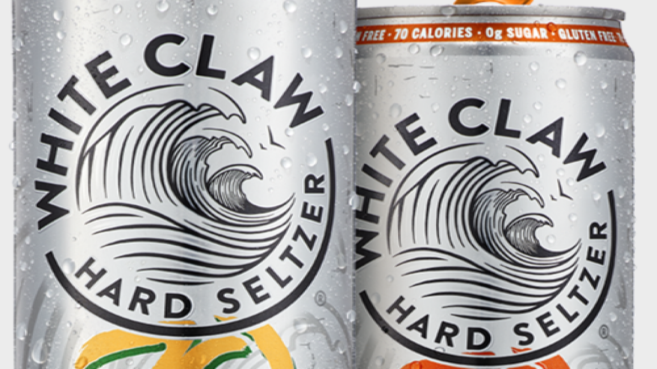 White Claw Just Released 2 Summery New Flavors