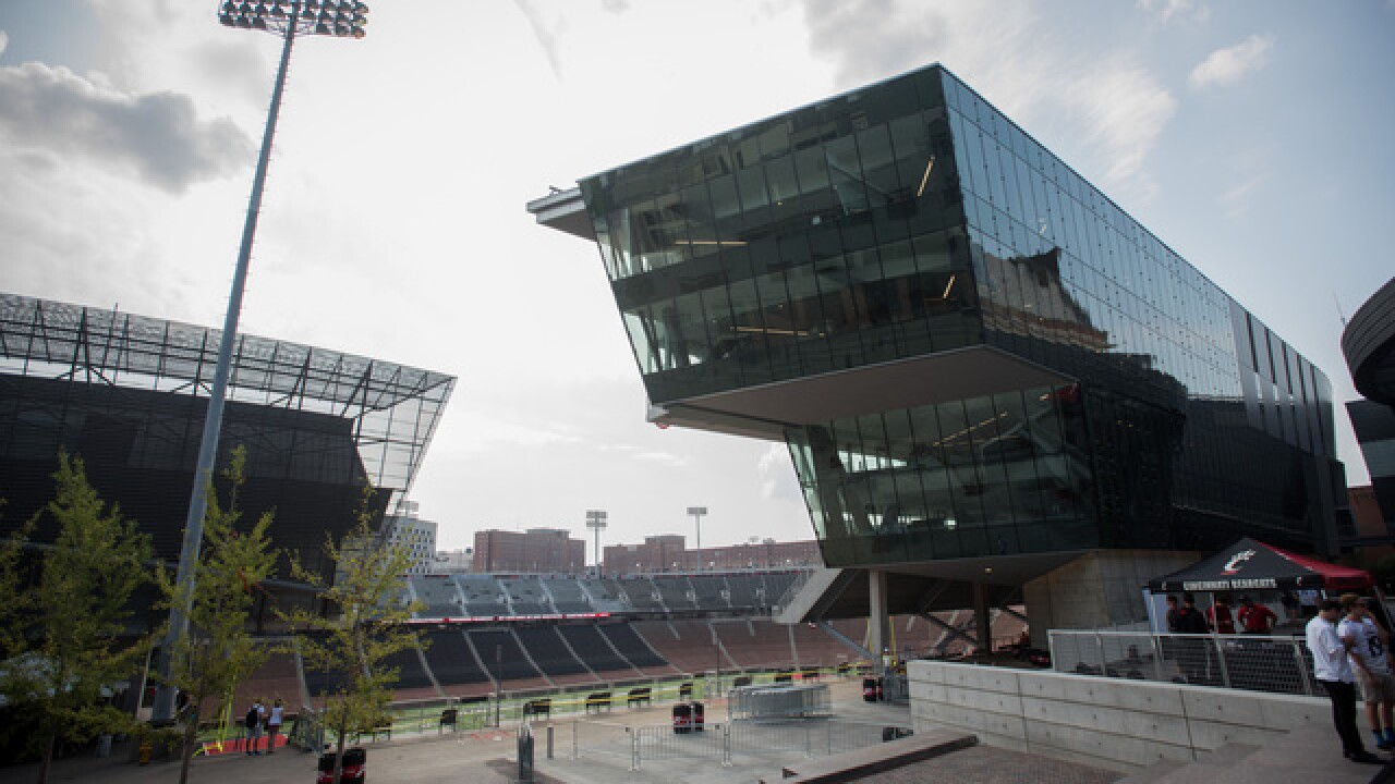 UC's $86 million renovation to Nippert Stadium