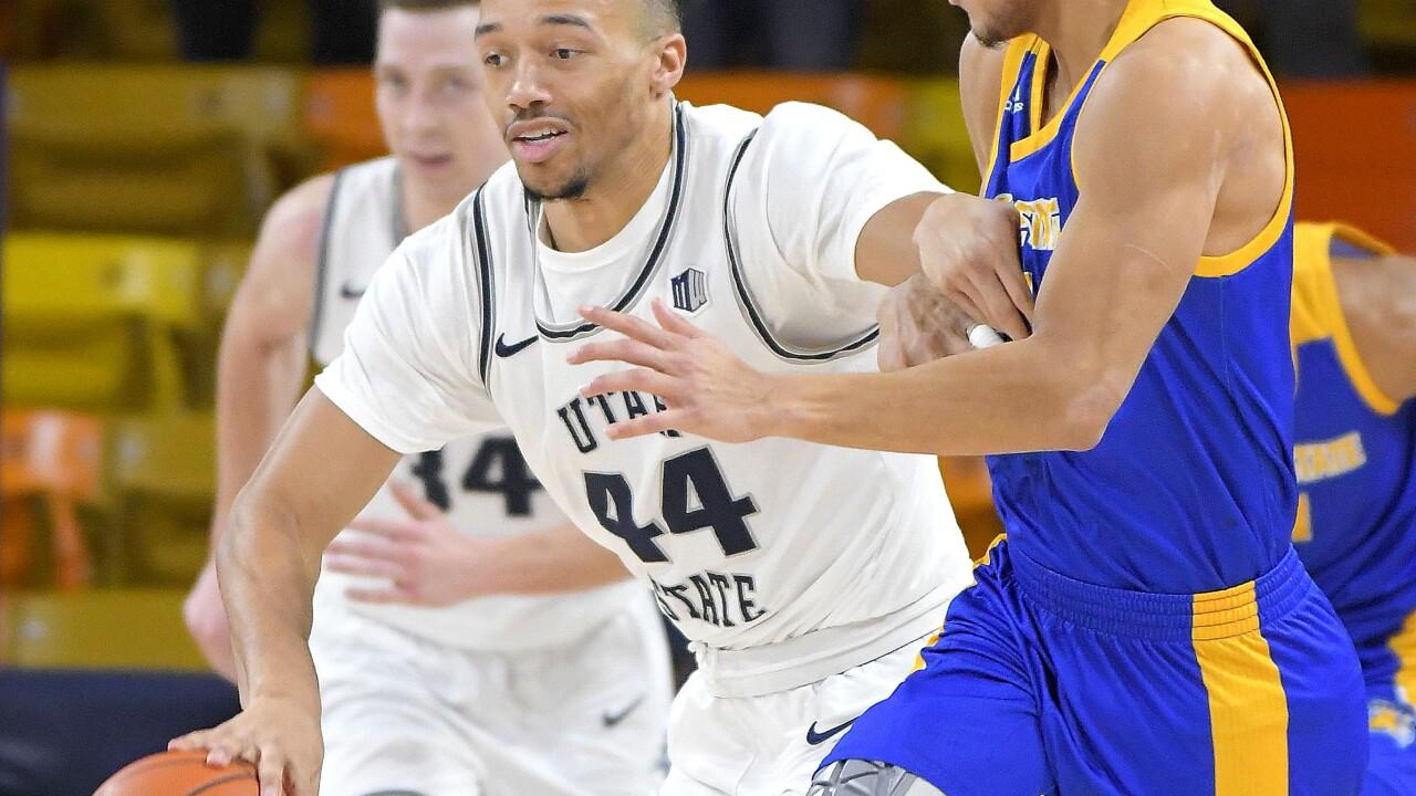 San Jose St Utah St Basketball