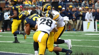 Zach_Charbonnet_Iowa v Michigan