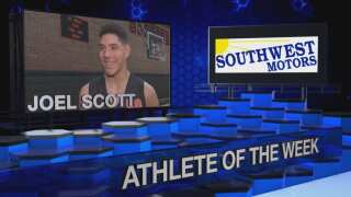 KOAA News5 Athlete of the Week: Joel Scott, Lewis-Palmer Basketball