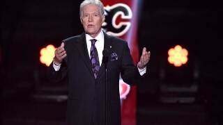 'Jeopardy!' host Alex Trebek says he is undergoing chemotherapy again after 'numbers went sky high'