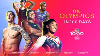 Tokyo Olympics 100 days out