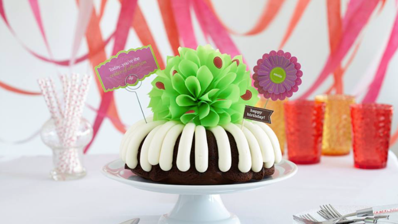 Nothing Bundt Cakes Will Bring Smiles To Florence This Spring