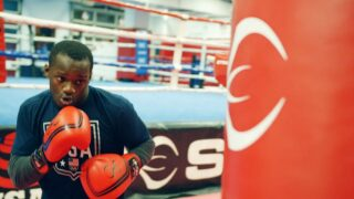 Team USA in our Community: Boxing goes high tech in effort to aid athletes