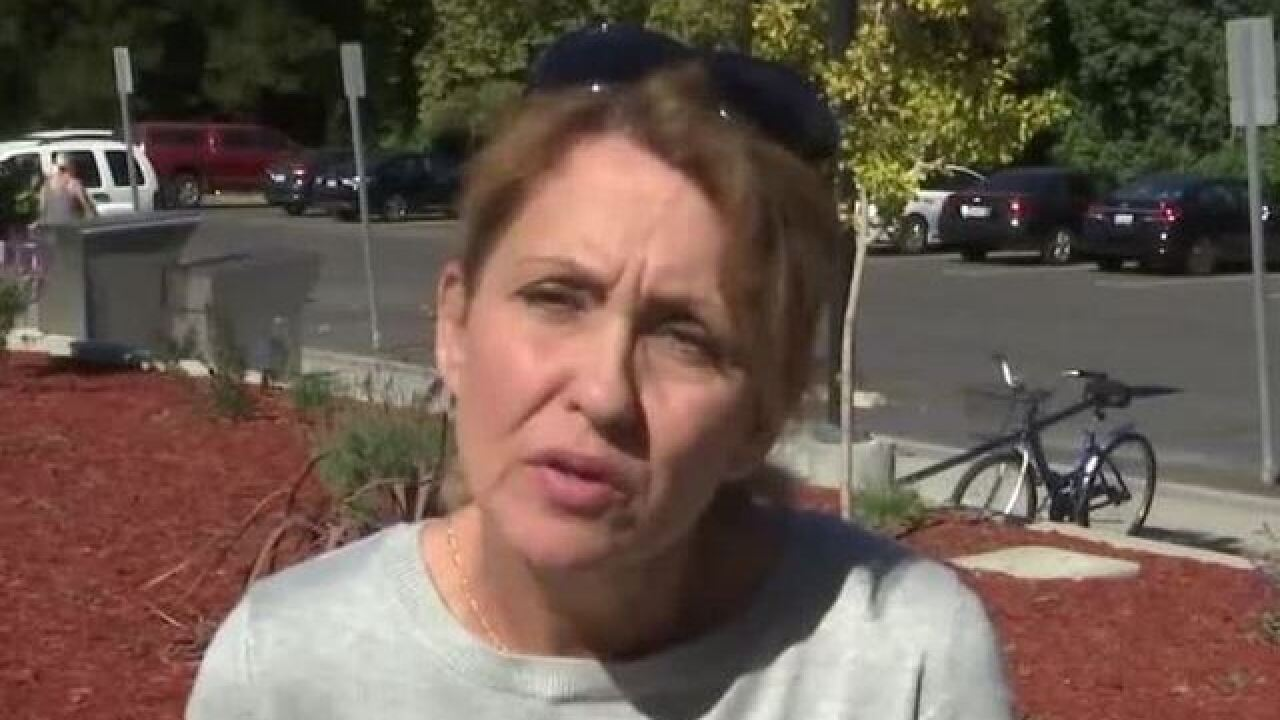 Kidnapped Calif. woman seen at Ariz. Starbucks