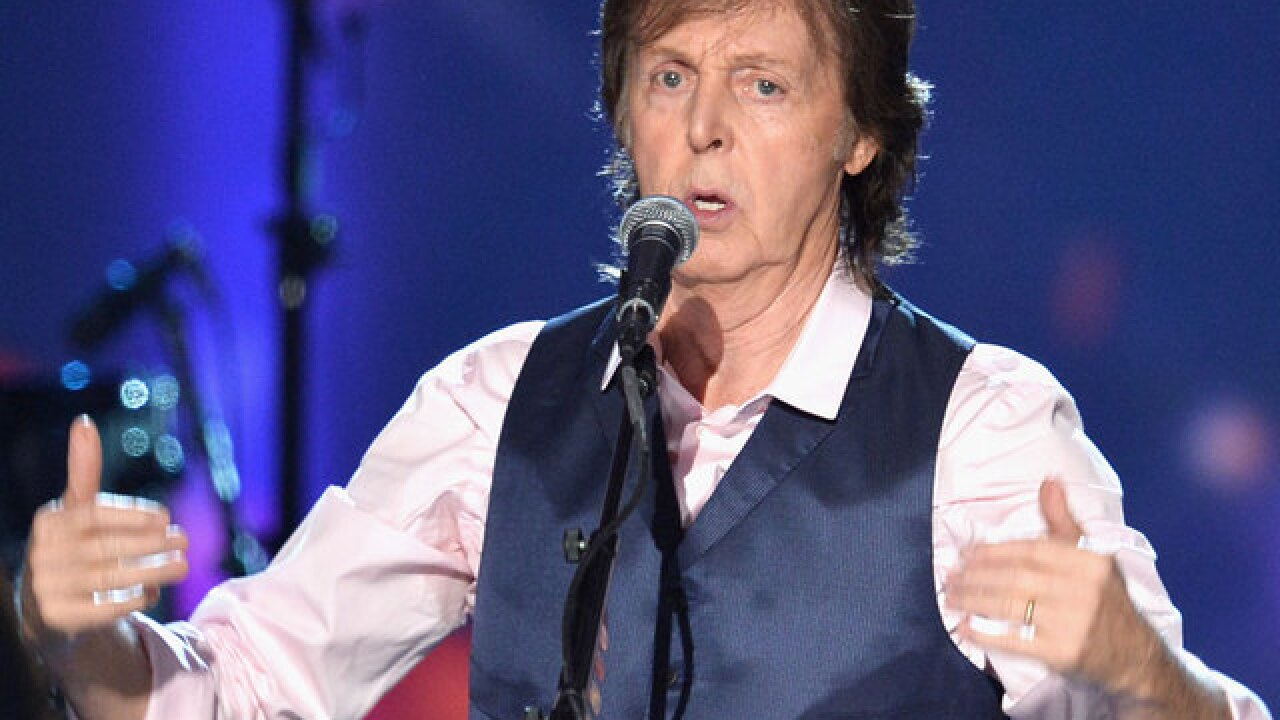 Paul McCartney talks of psychedelic experience in interview