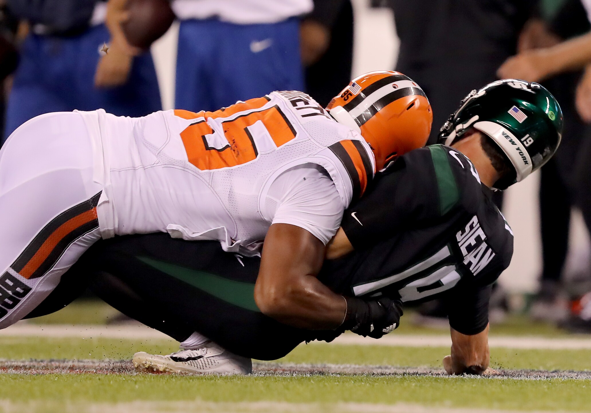 Cleveland Browns v New York Jets
