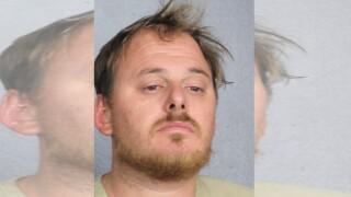 Philip Edwards arrest photo