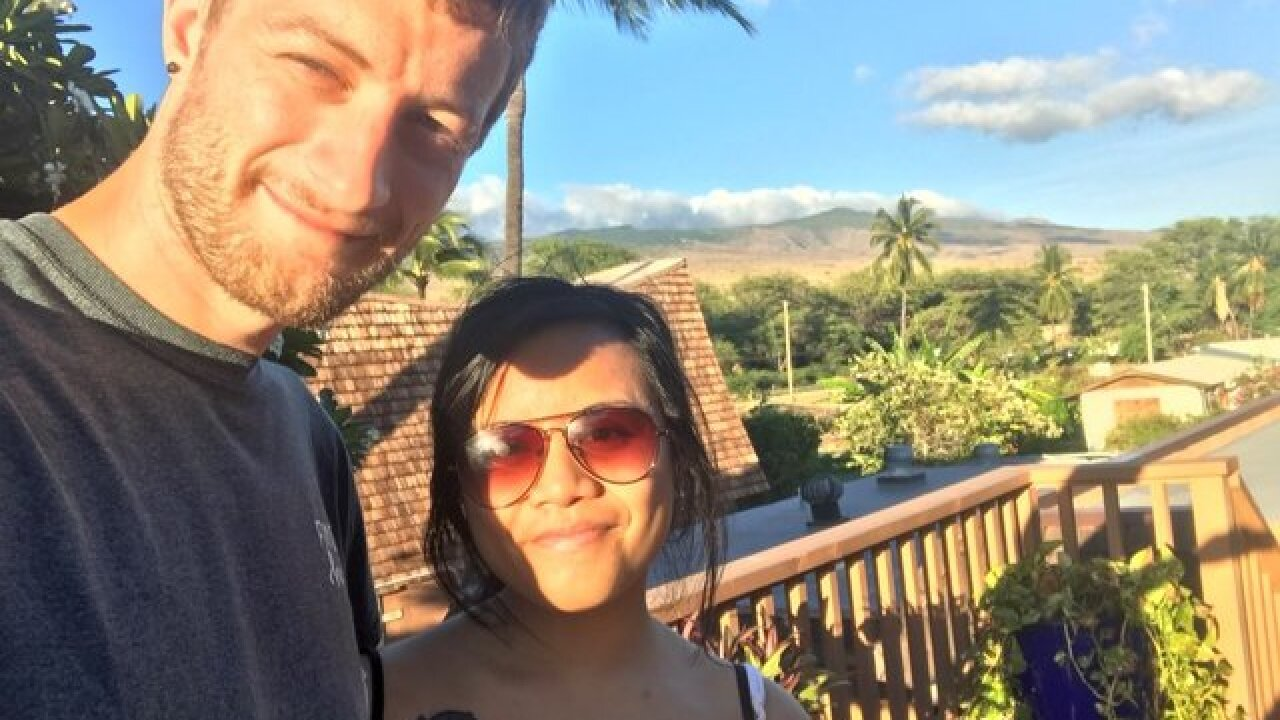 Body of Maryland man found after he went missing during a hike on his honeymoon in Hawaii