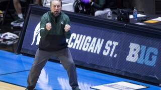 NCAA Michigan St UCLA Basketball