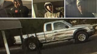 Arvin Burglary Suspects