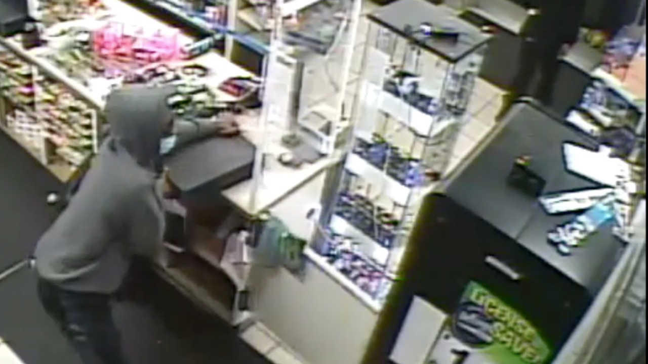 Fort Myers Store Robbery