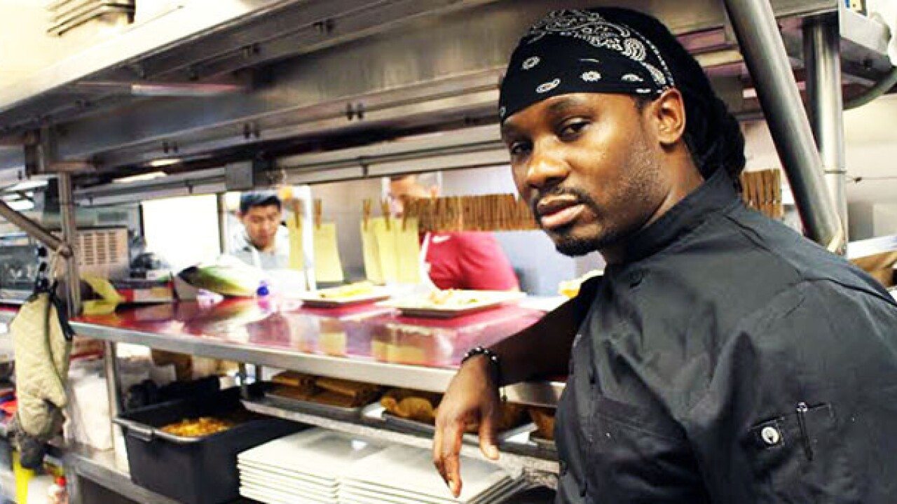 Chef Malcolm Mitchell to open Mint Gastropub in Petersburg