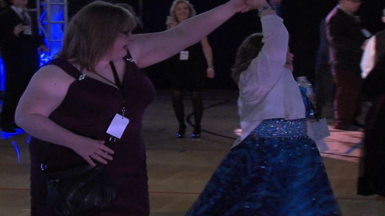 PHOTOS: 'Night to Shine' prom