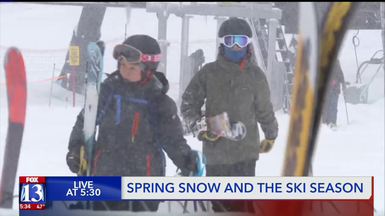 Lots of snow? Here's why resorts don't extend ski season