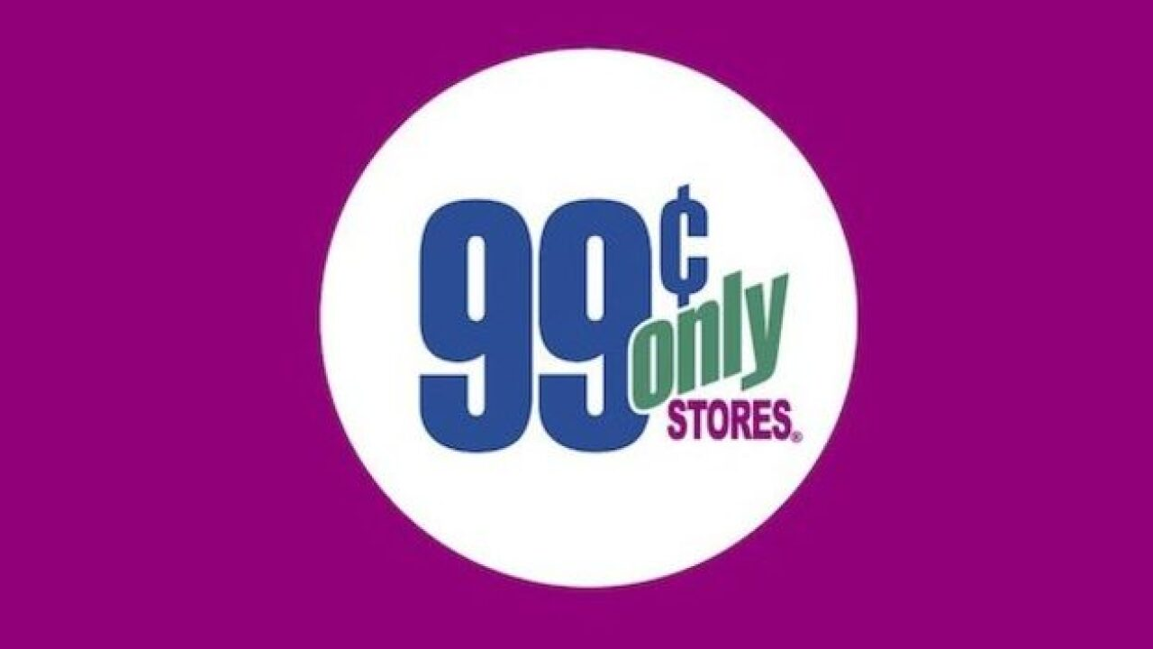 Save Money On Groceries At 99 Cents Only Store