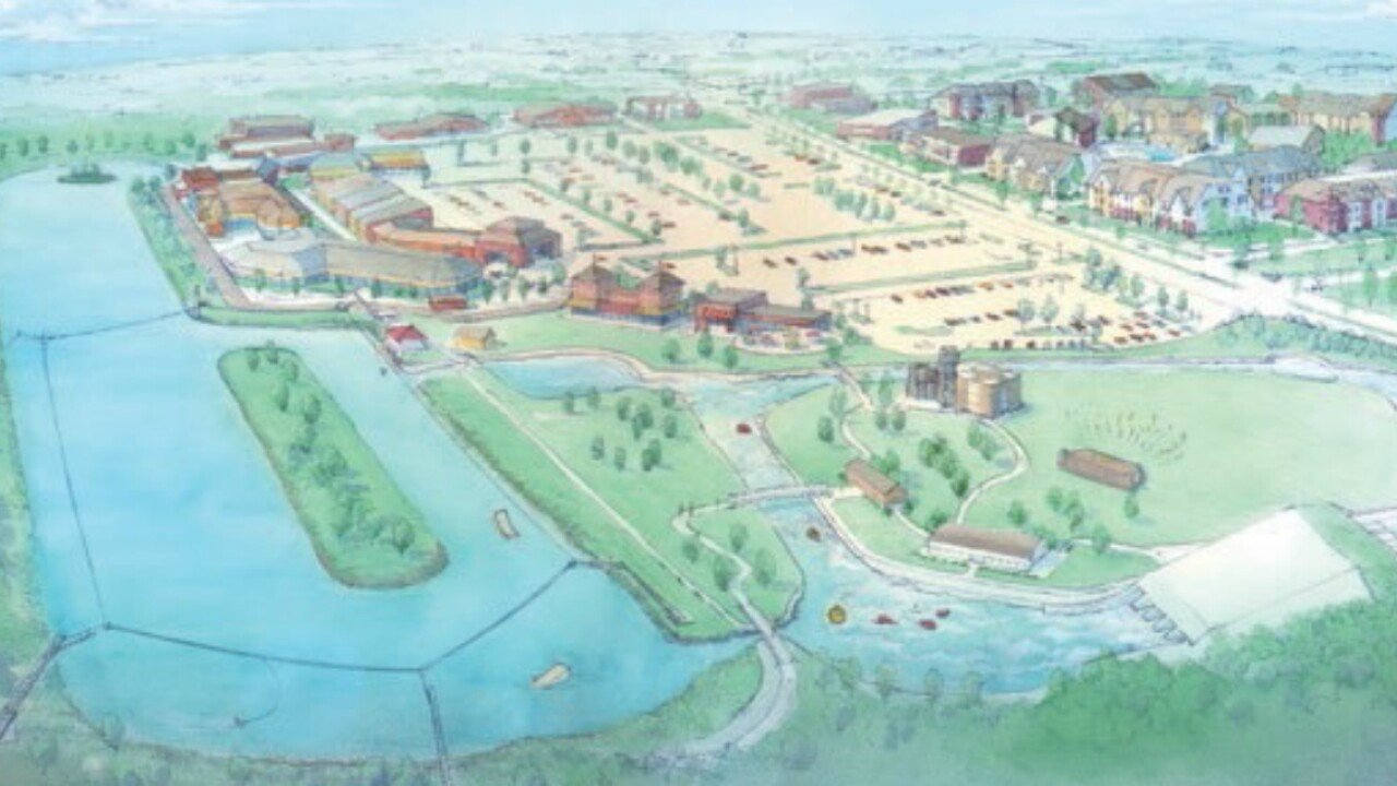 Chesterfield Planning Commission approves water park plan