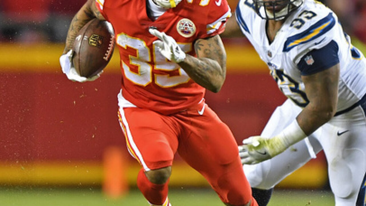 Chiefs thrilled to welcome back West
