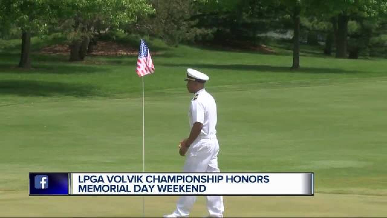 Volvik Championship celebrating Memorial Day