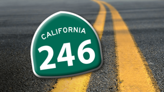 Bridge repair work begins on Hwy 246 near Lompoc