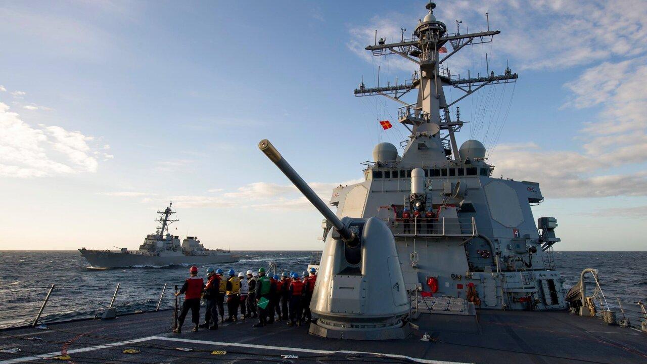 USS Gonzalez deployment rescheduled for Friday from Naval StationNorfolk