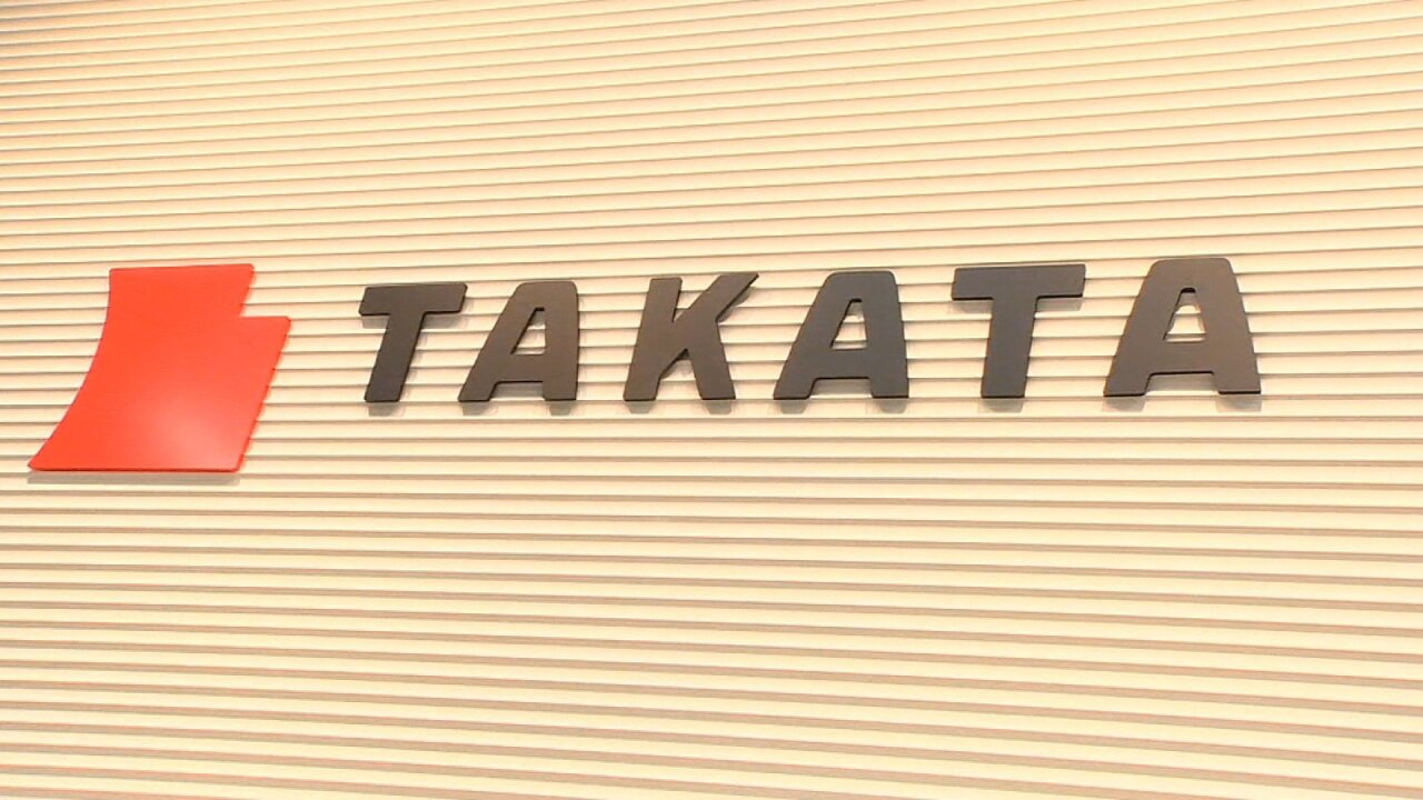 Three Takata executives indicted over exploding airbags; company to pay $1 billion fine