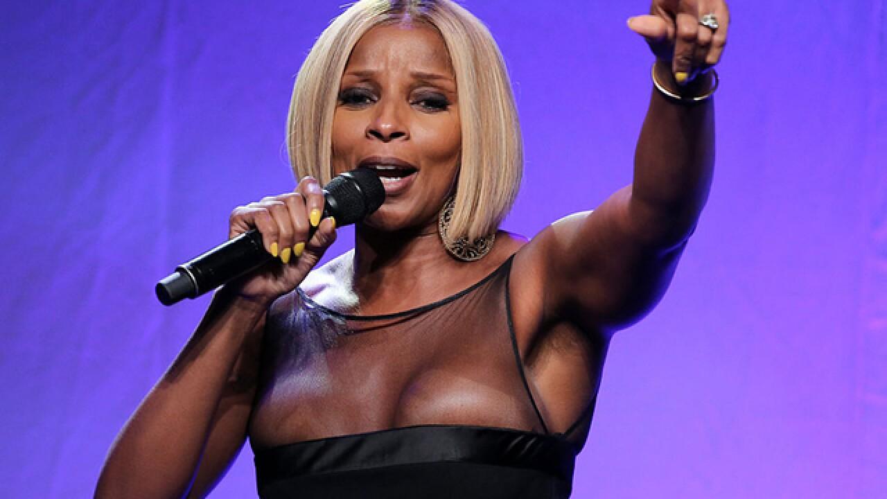Mary J. Blige, Maxwell to headline 2019 Cincinnati Music Festival