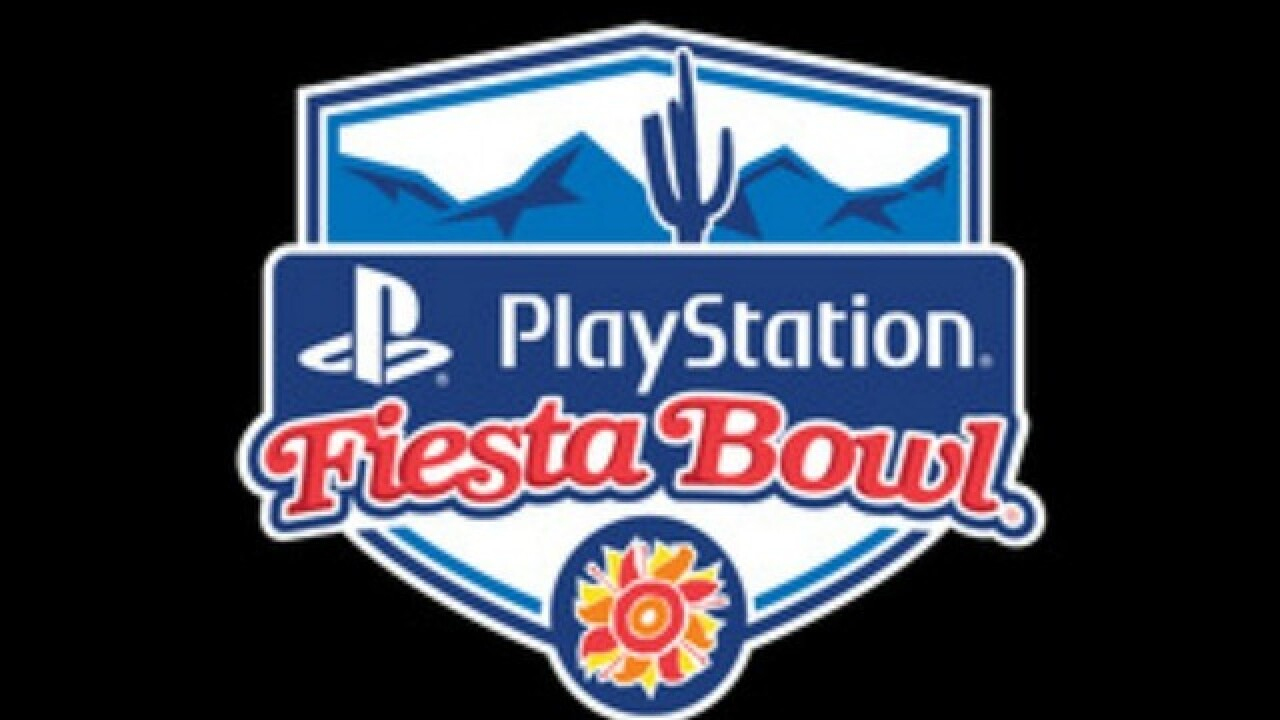 Fiesta Bowl dates for next 8 years announced