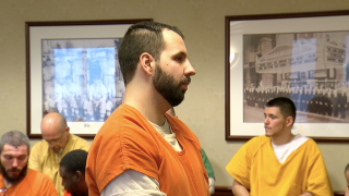Michael Strouse in Butler County court