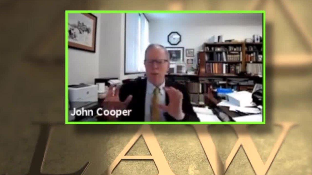 Judge John Cooper