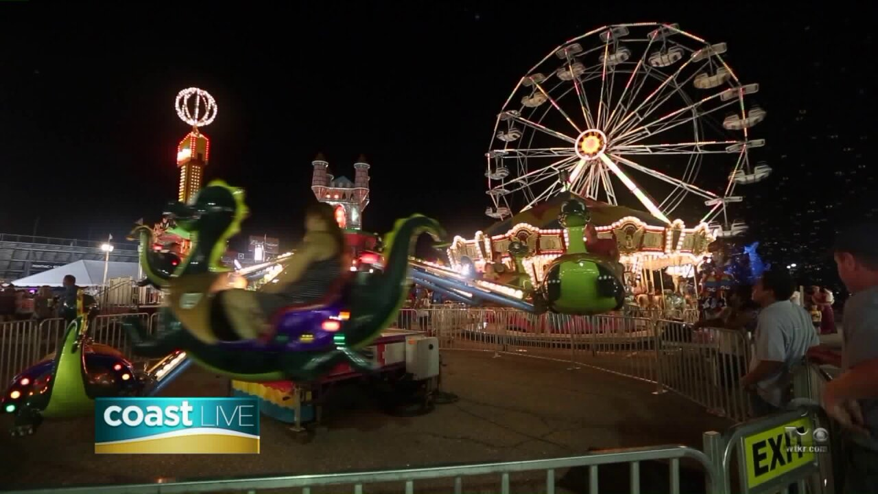 Family fun at the Dinwiddie County Fair on Coast Live