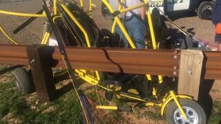 Man hurt after crashing Paraplane in Pinal County