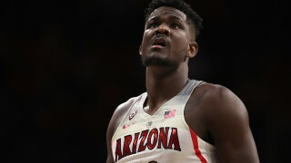 Former Adidas consultant says he paid Deandre Ayton's family