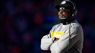 'Skins scoop: Hampton native Mike Tomlin, longtime Steelers head coach, addresses Redskinsrumor