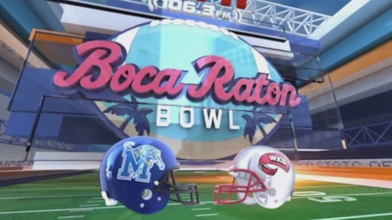 WATCH: Boca Raton Bowl 2016 preview