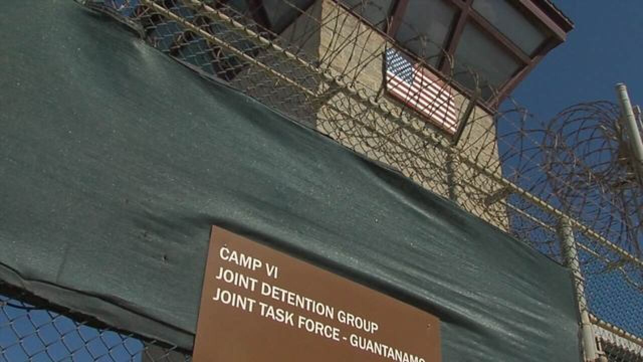Inside Gitmo: A radical change for detainees