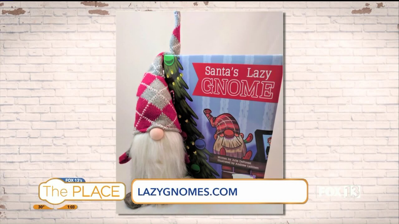 How The Lazy Gnome can de-stress your hecticholidays