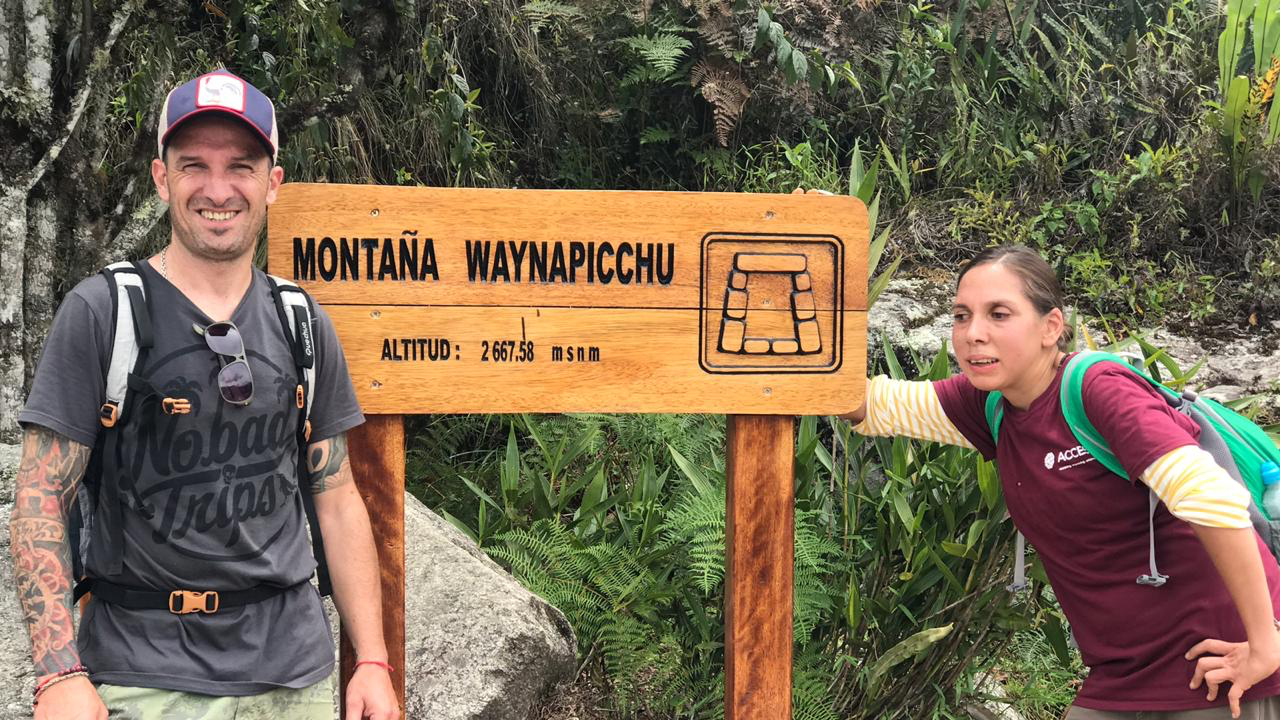 Michigan woman on mission to see world before losing her vision goes missing in Peru