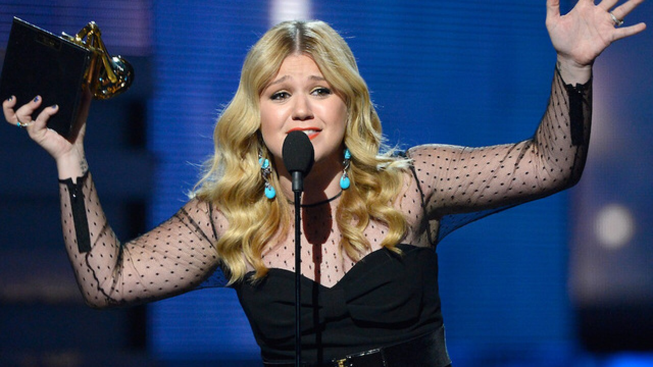 Kelly Clarkson has something to say about her weight and mental health