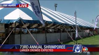 73rd annual Shrimporee will run through Sunday